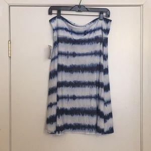 XL LuLaRoe Azure Skirt FF32 4515